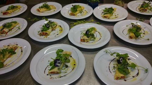 banquet restaurant vegetarian