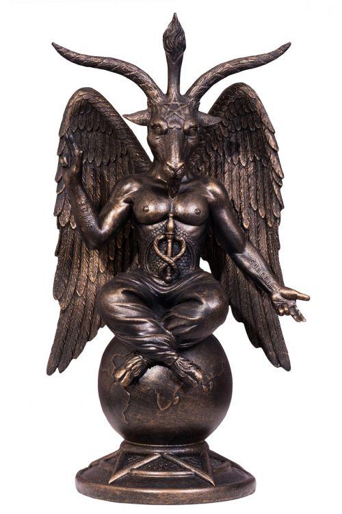 baphomet devil satan