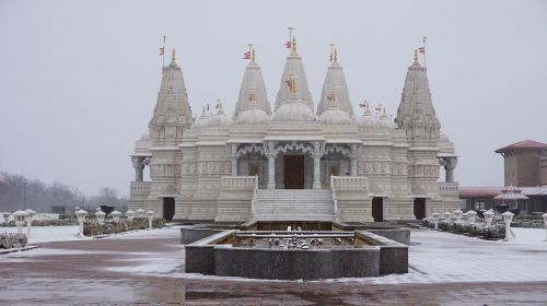 baps hindu temple religion