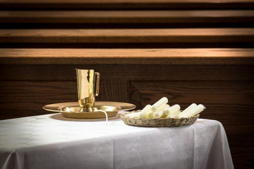 baptism sacrament baptismal bowl