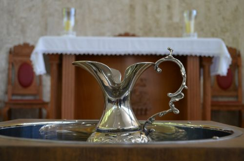 baptism water life