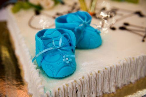 baptism cake birthday