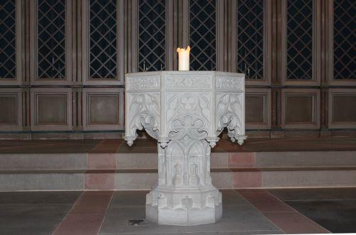 baptismal font stonemason art