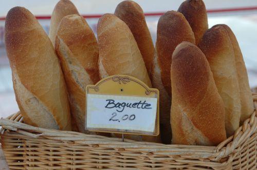 Baguette Bread For Sale