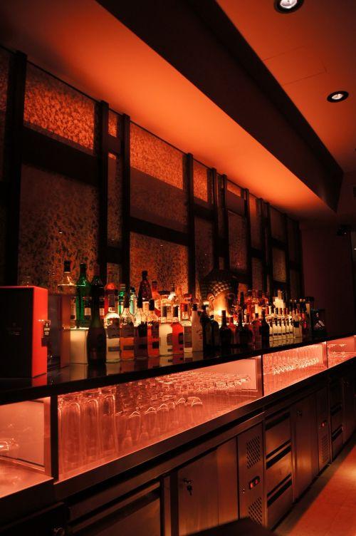 bar club counter