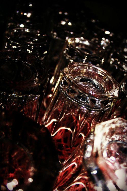 bar glasses shot