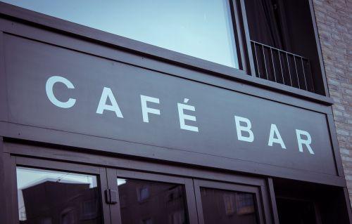 bar restaurant shield