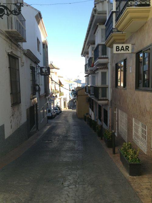 bar alley street