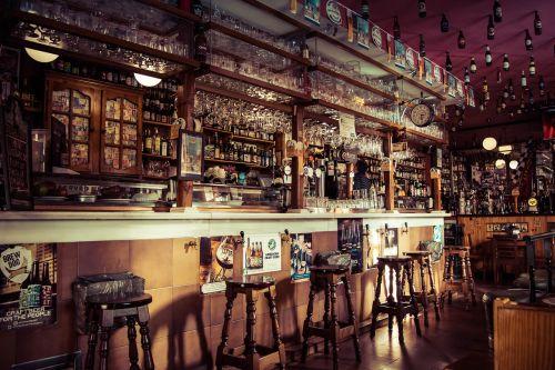 bar drinks beverage
