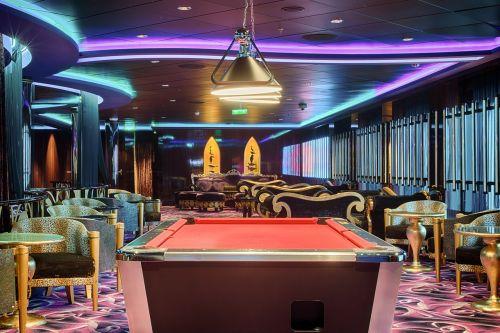 bar billiards pool