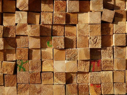 bar wooden beams boards