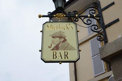 bar shield scherlock