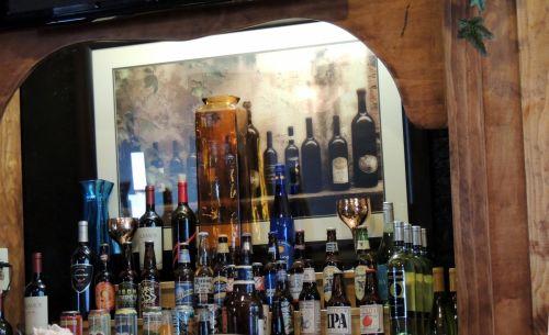 Bar Back Alcohol