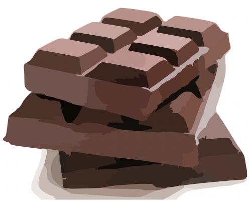 bar chocolate brown sweet