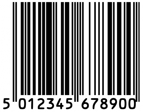 bar code bar code label product