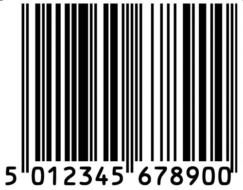 bar code bar code label product
