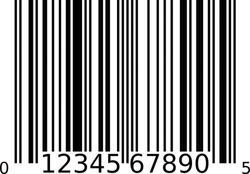 bar code information data