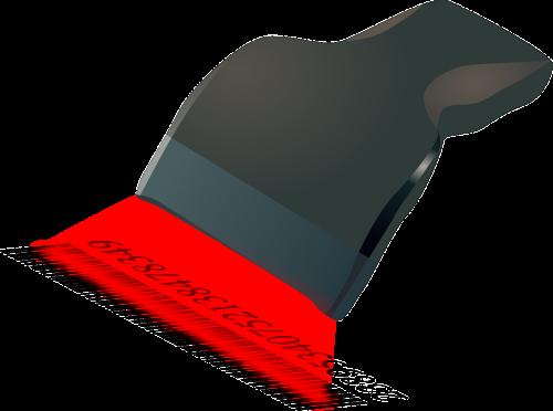 bar code scanner bar code laser