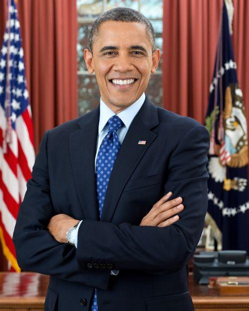 barack obama 2012 official portrait