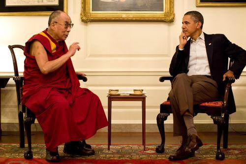 barack obama dalai lama 2011