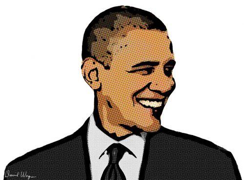 Barack Obama 45