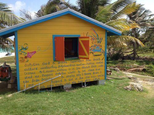 barbados rum shack