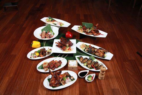barbecue filipino cuisine pork