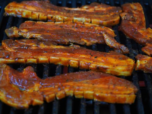 barbecue grill grilled meats