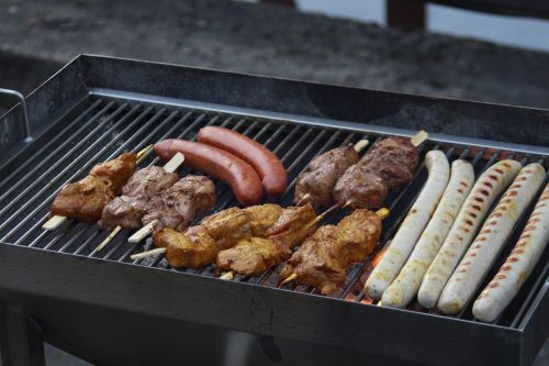 barbecue meat grill