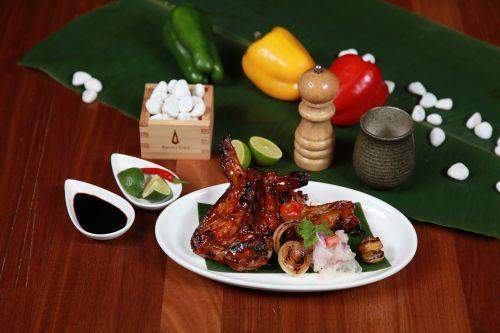 barbecued pork ribs barbecue pork