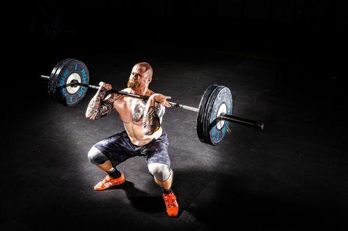 barbell bodybuilding effort