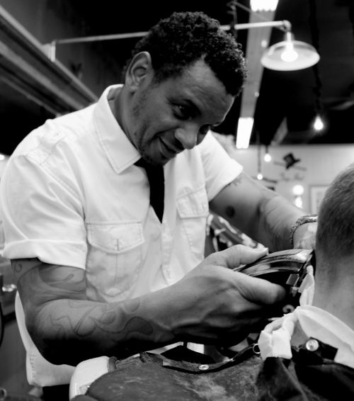barber haircut clippers