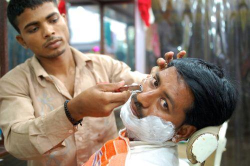 barber street india