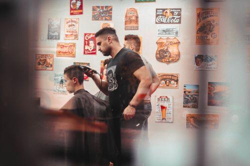 barbershop haircut hairstyles
