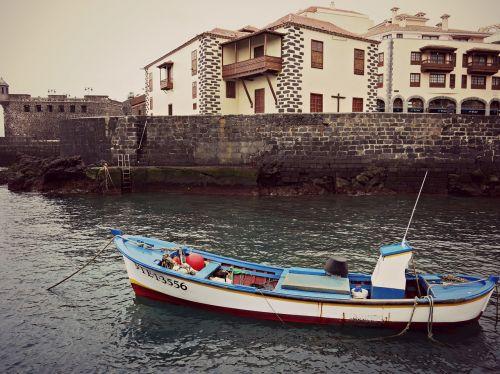 barca sea boat
