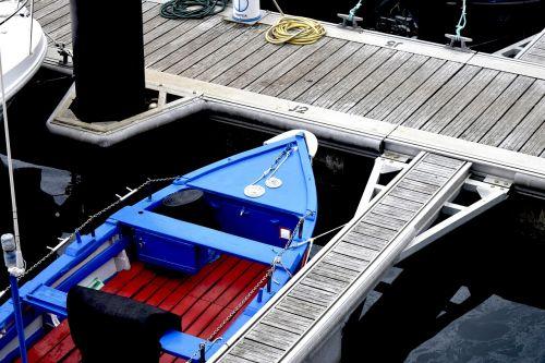 barca mooring port