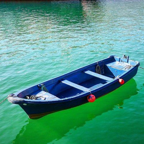 barca  fishing  sea