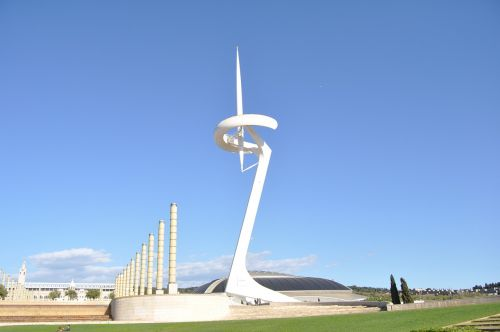 barcelona city antenna