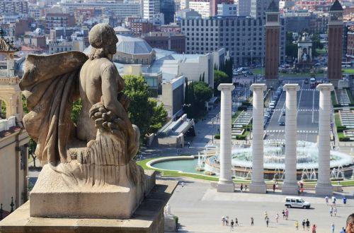 barcelona view of barcelona barcelona tourism