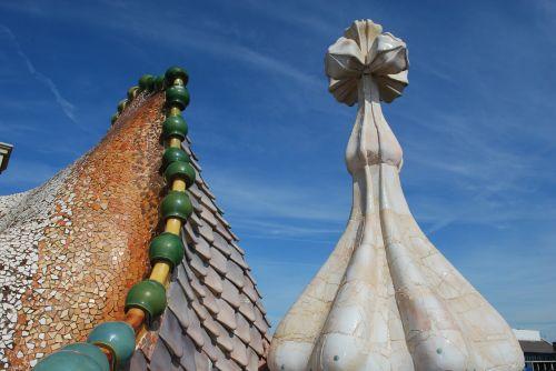 barcelona gaudí architecture