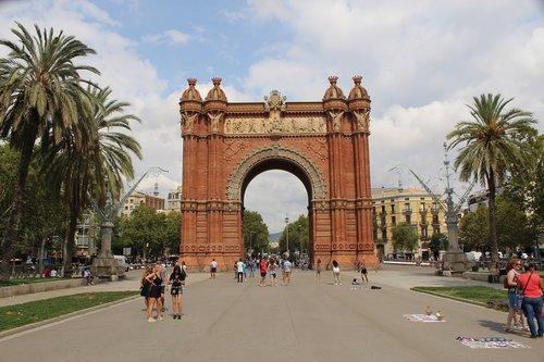 barcelona  catalonia  architecture