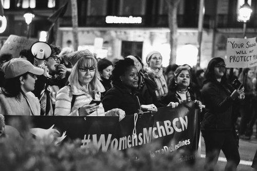 barcelona  women's day  gender
