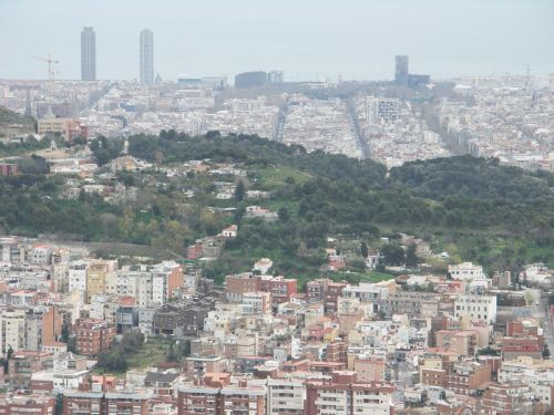 barcelona sea catalonia