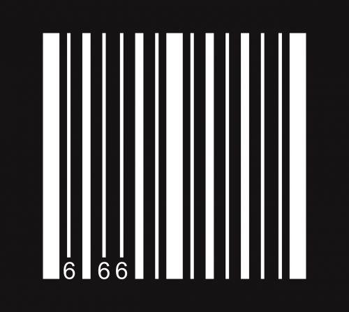 barcode 666 devil
