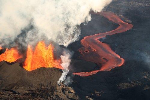 bardabunga  iceland  volcano