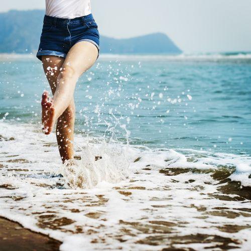 bare beach break
