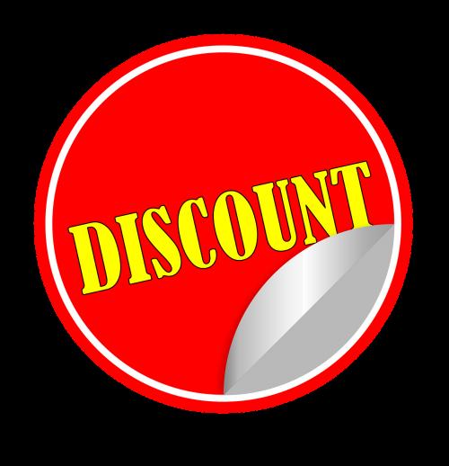 bargain sticker offer