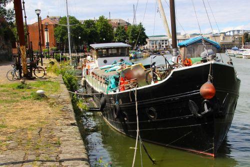 barge boat ship