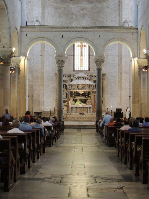 bari italy church