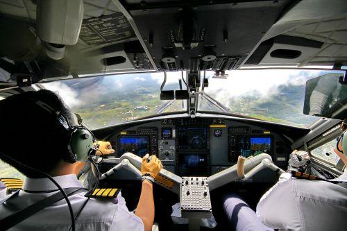 bario pilots borneo